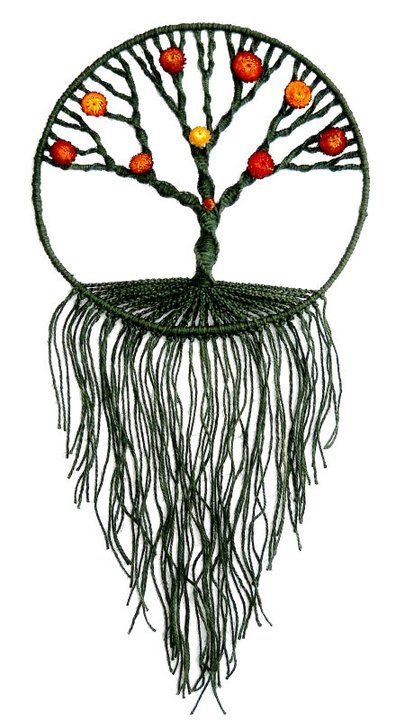 otro arbol macrame pinterest handarbeit deko und hauptschule. Black Bedroom Furniture Sets. Home Design Ideas