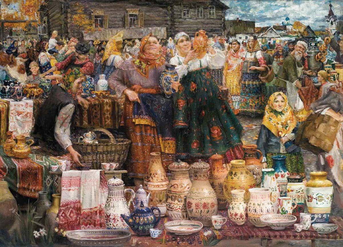 картинки базара на руси приятно встретить