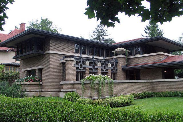 Meyer May House 4 Frank Lloyd Wright Frank Lloyd Wright May House Frank Lloyd Wright Style