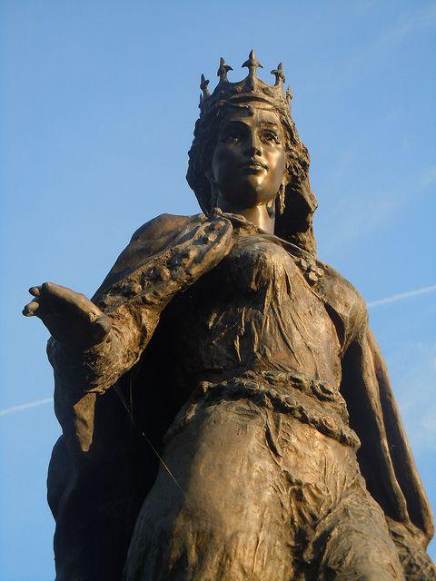 Anne of Kiev (1030 - 1075) Queen consort of Henry I Capet of France
