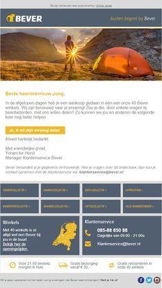 84496697490 Bever.nl - Mooie combinatie van klantcontact online en offline. Na een  bezoek aan