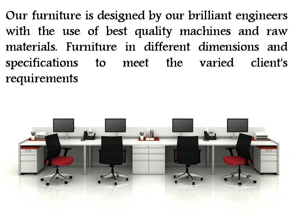 Imported Office Furniture Supplier In Delhi Modular Gurgaon Noida