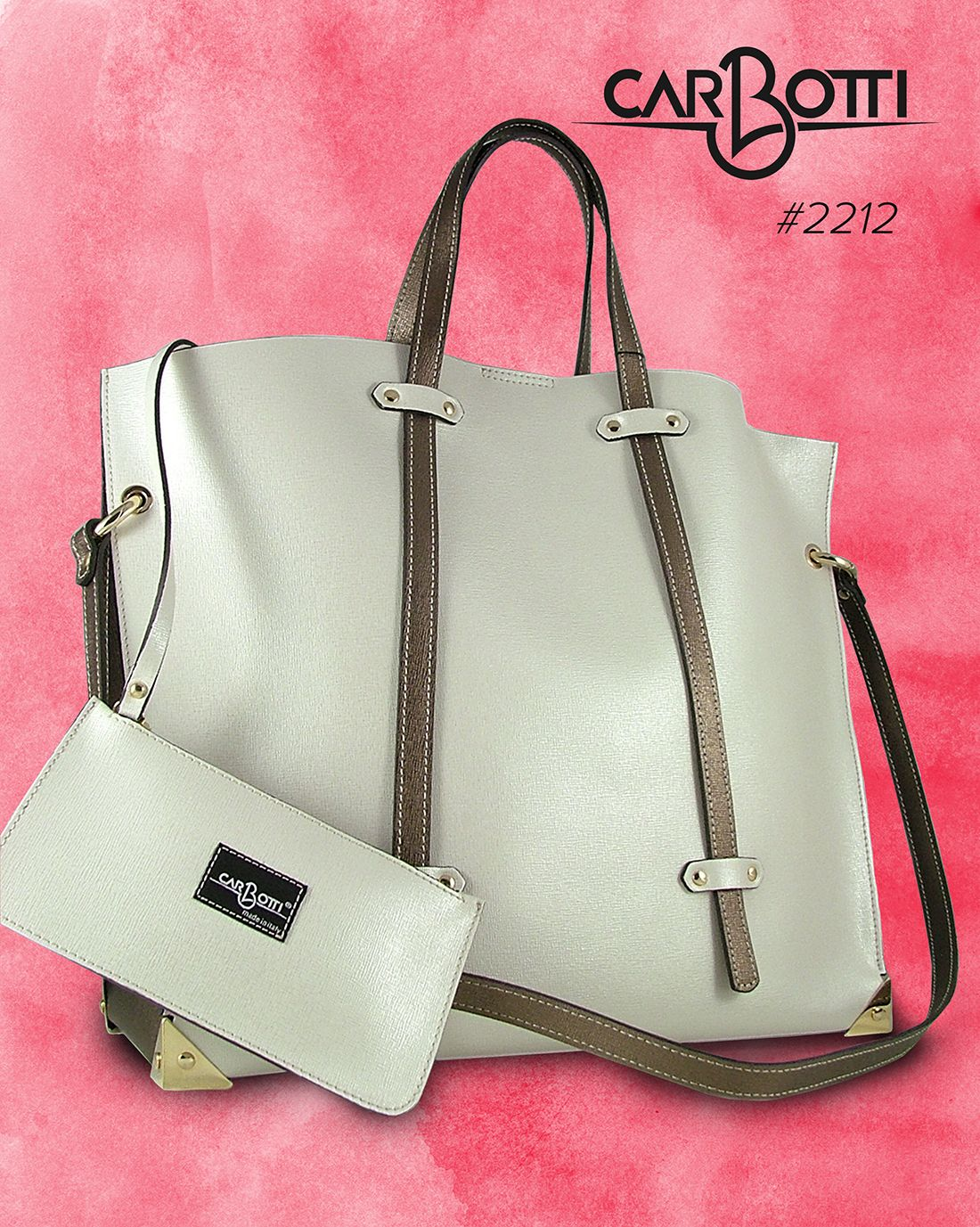 This Extra Ious Update Of The Carbotti Bags Has Elegant Ease City