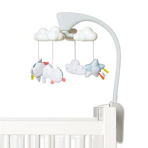 Skip Hop Moonlight Melodies Projection Cloud Mobile White Skip Hop Toys R Us Cloud Mobile Baby Crib Mobile Crib Mobile