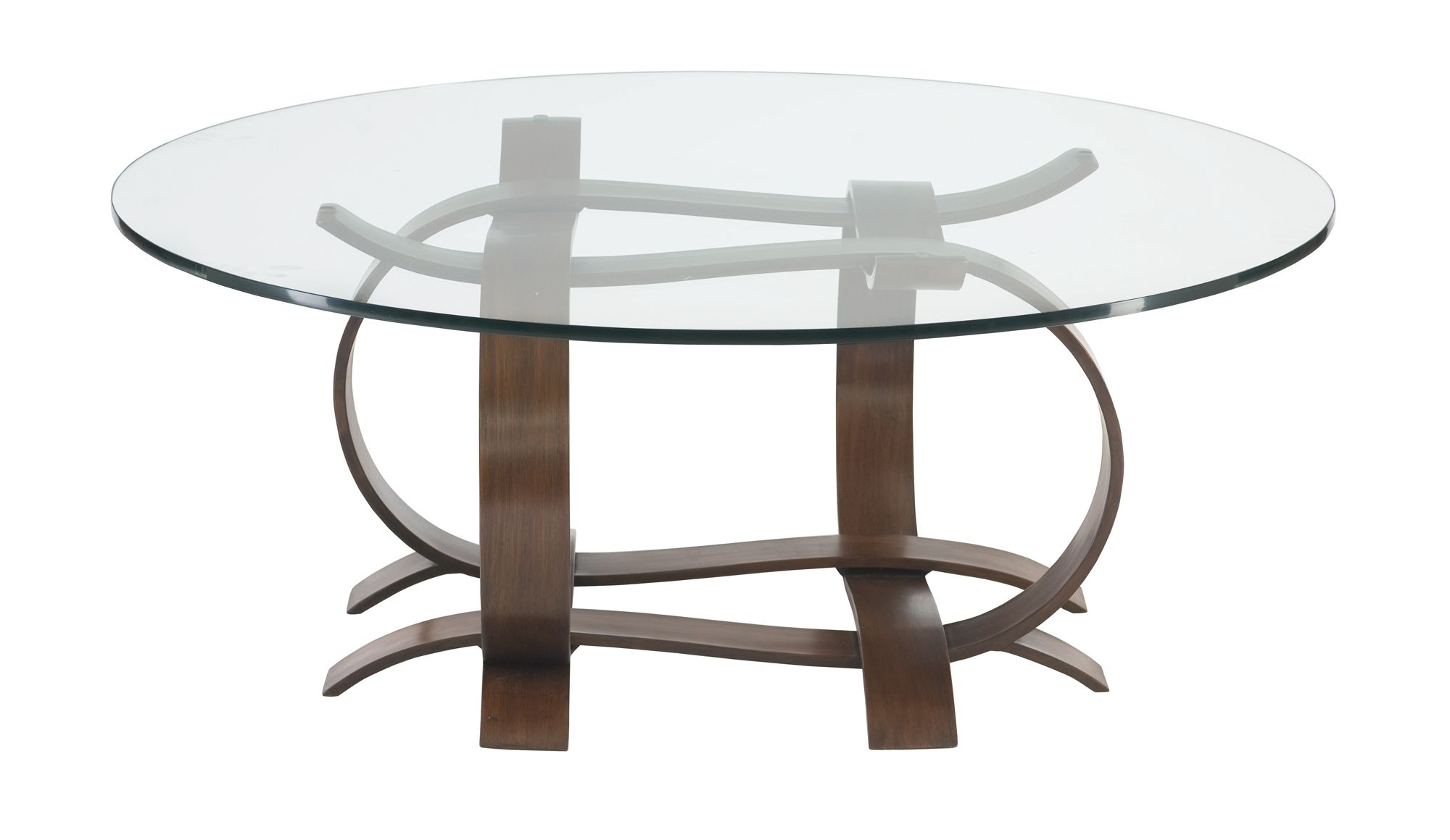 353 010 998 044 Acadia Cocktail Table Bernhardt Dia 44 H 17