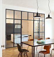 La salle à manger avant - Marie Claire Maison