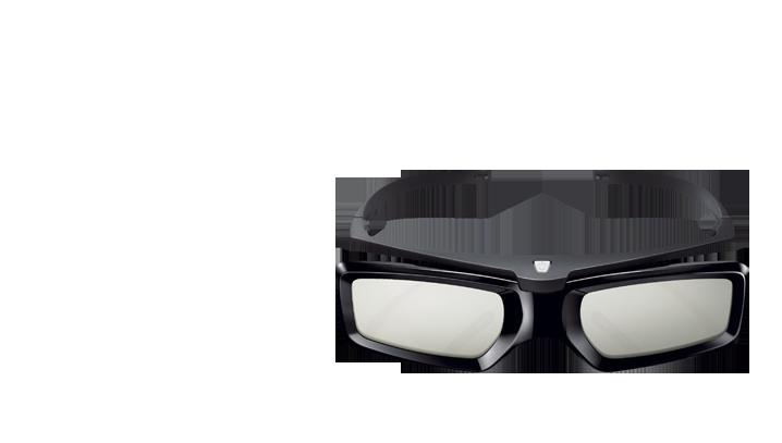 Óculos 3D - atividade