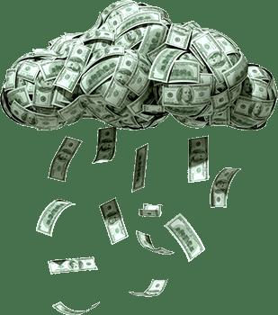 Rain Cloud Cash Advance Loans Merchants Borrow Money