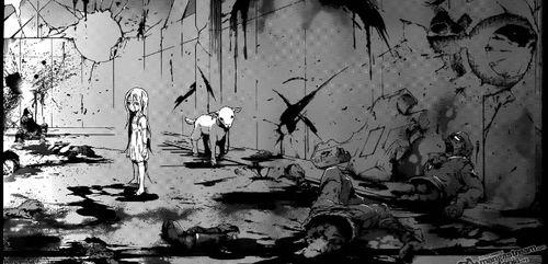 #deadman #wonderland #shiro #horror