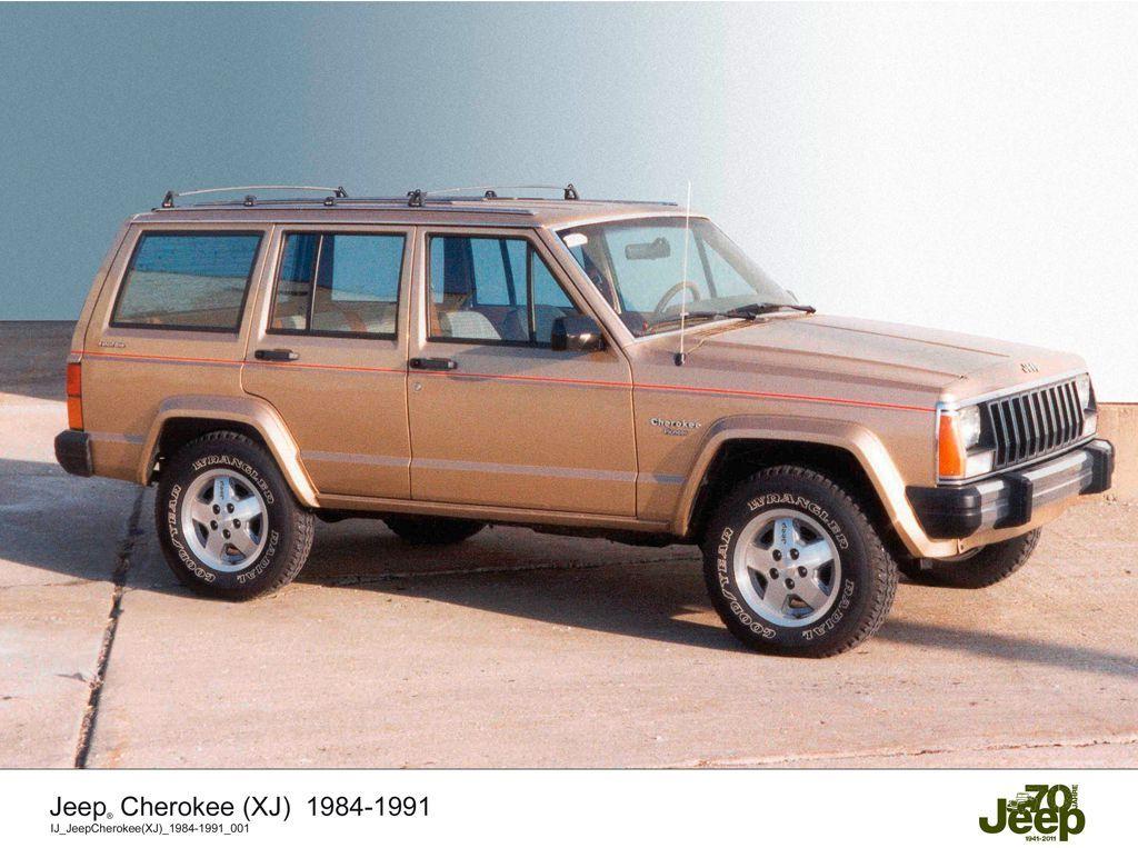 Jeep Cherokee 1984 1991 Jeep Cherokee Jeep Commander Jeep Cj7