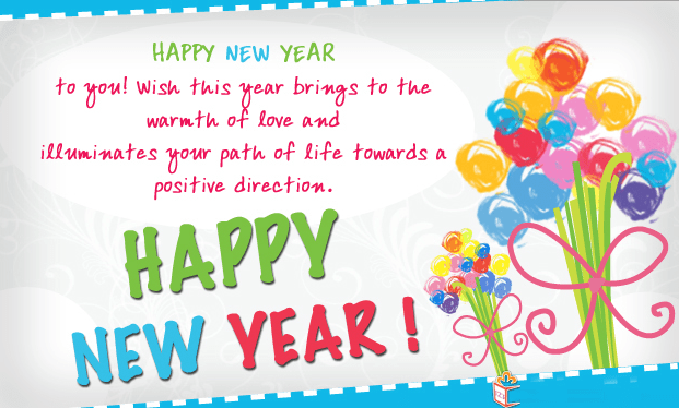 Happy New Year Greetings Card Free Printable Happy New Year Quotes New Year Wishes Images New Year Greeting Messages