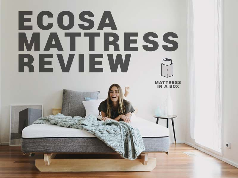 Ecosa Review Mattress Room House