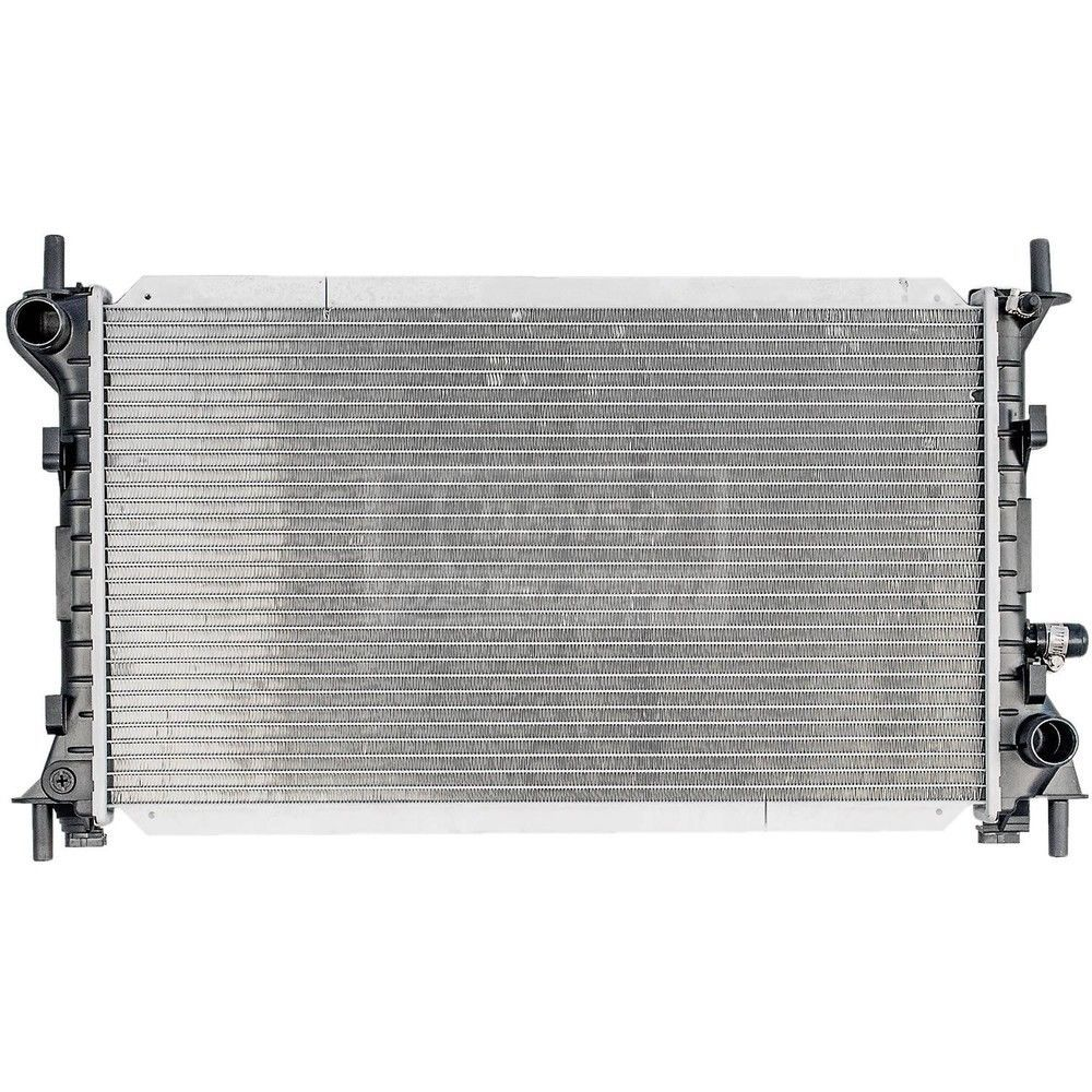 Radiator Denso 221 9395 Fits 00 07 Ford Focus Ford Focus Ford Focus 2 Ford