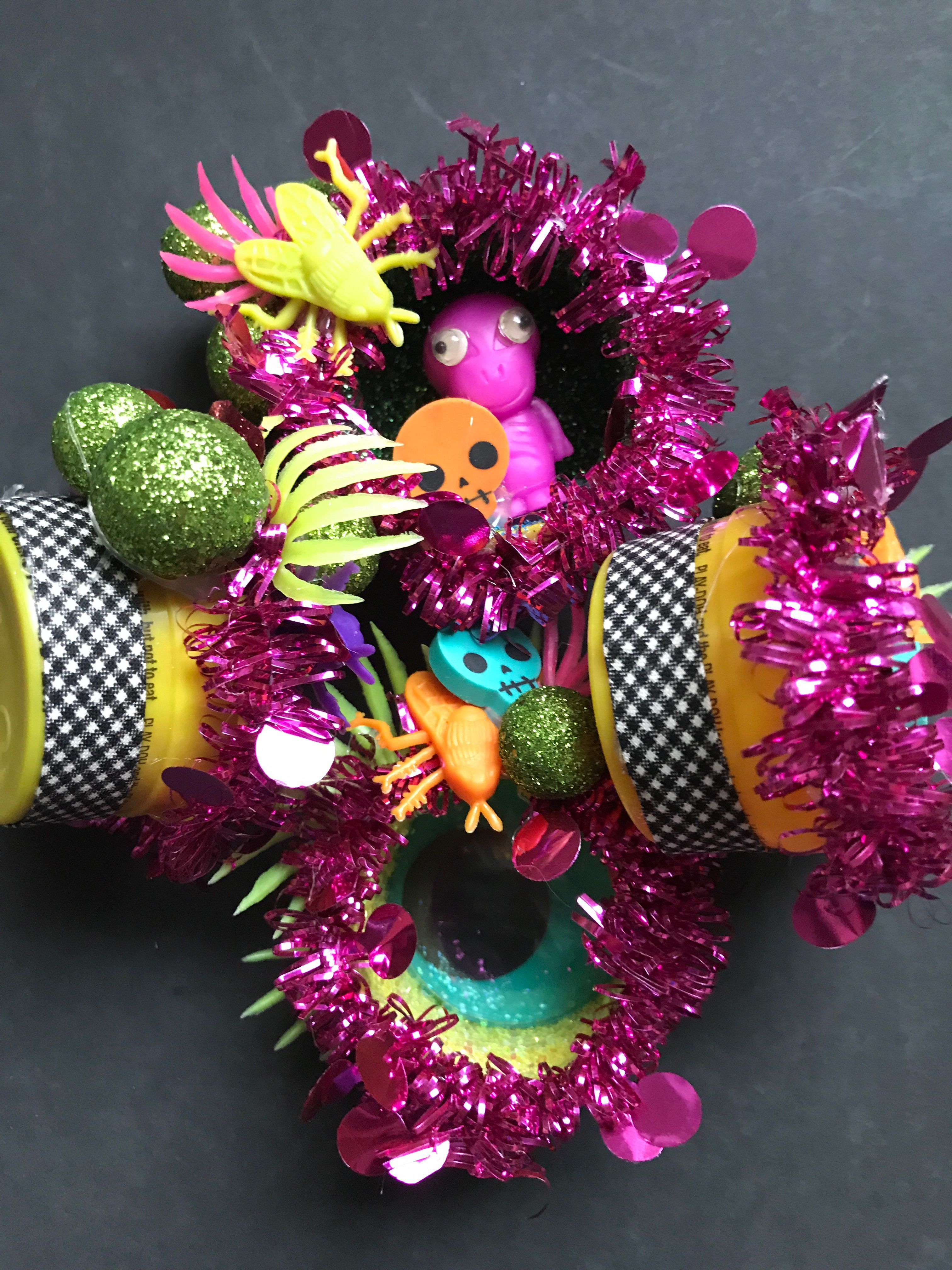 Kid Friendly Halloween Diorama Ornaments Diy halloween
