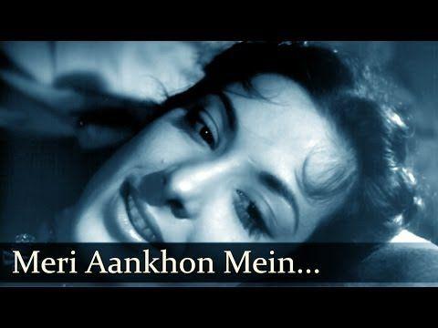 Meri Aankhon Mein Bas Gaya - Barsaat - Lata Mangeshkar - YouTube