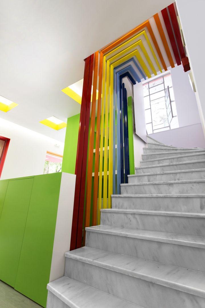 Tutor Institute Thetiko by dDesign, Athens – Greece » Retail Design Blog