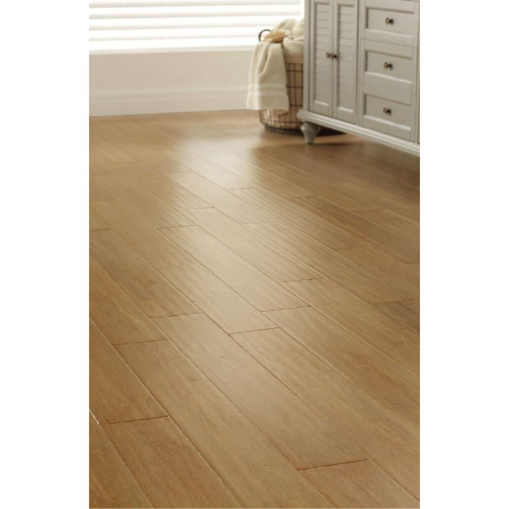 Home Decorators Collection Handscraped Strand Woven Driftwood 3 8 in  x  5 1 8 in  x 36 in  Click Engineered Bamboo Flooring  25 625 sq  ft    case. Home Decorators Collection Handscraped Strand Woven Driftwood 3 8