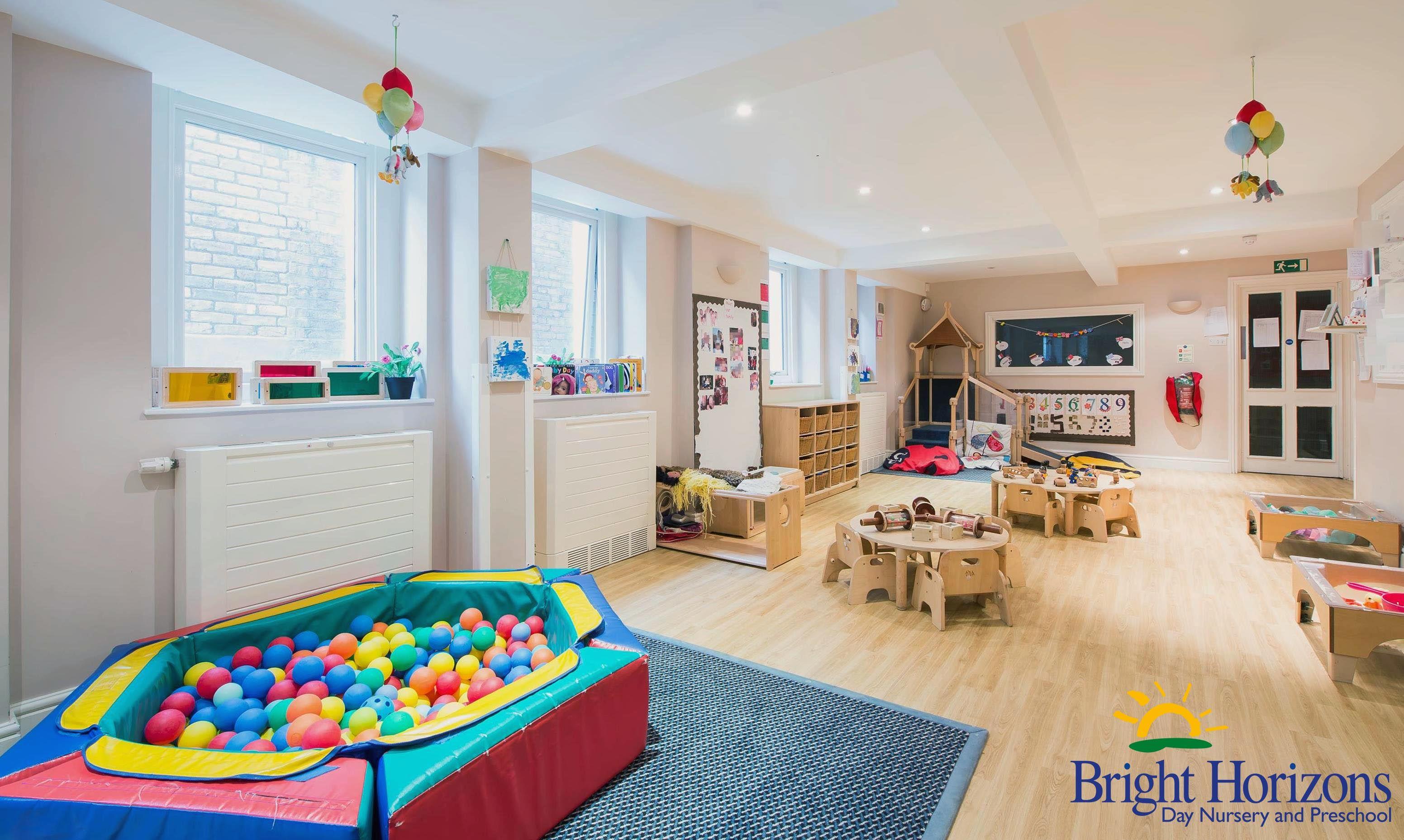 West Dulwich Day Nursery and Preschool offers a warm