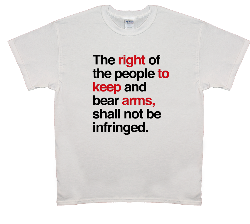 Second Amendment from Conservative Outfitters