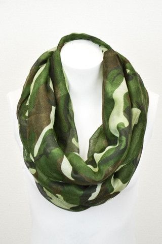 Call of the Wild Infinity Scarf want so so bad