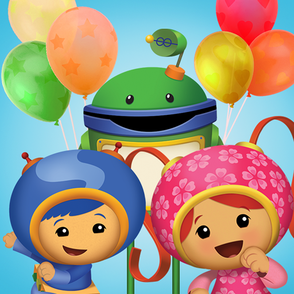 images of team umizoomi carnival app detail & reviews