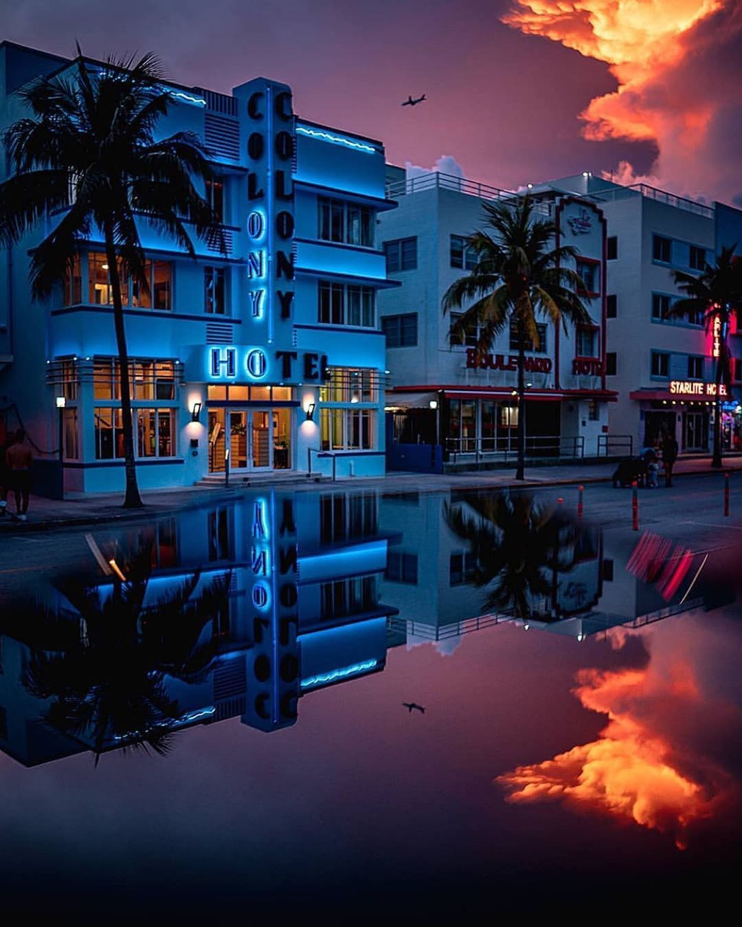 """Miami Beach Life on Instagram """"The historic and iconic"""