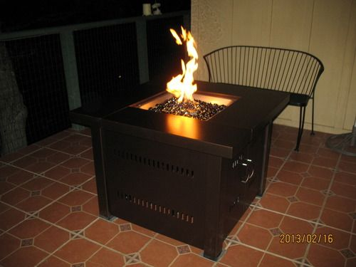 Amazon.com : AZ Patio Heaters GS F PC Propane Fire Pit,
