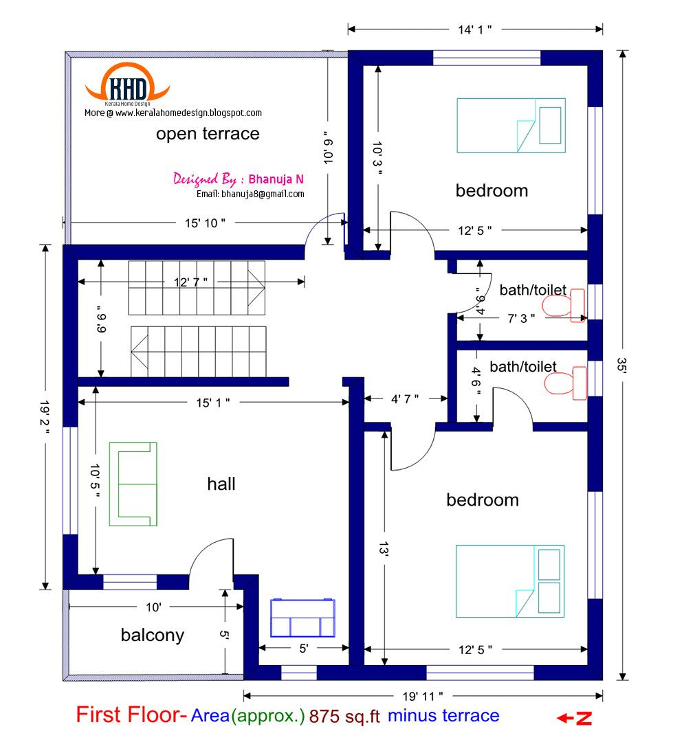 14 Unique House Plans Indian Style In 1200 Sq Ft s