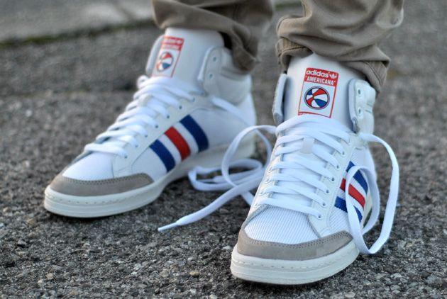 adidas americana homme