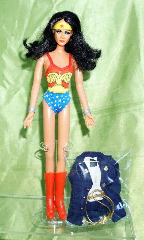 1970 S Mego Wonder Woman 12 Dc Comics Figure Doll Vintage