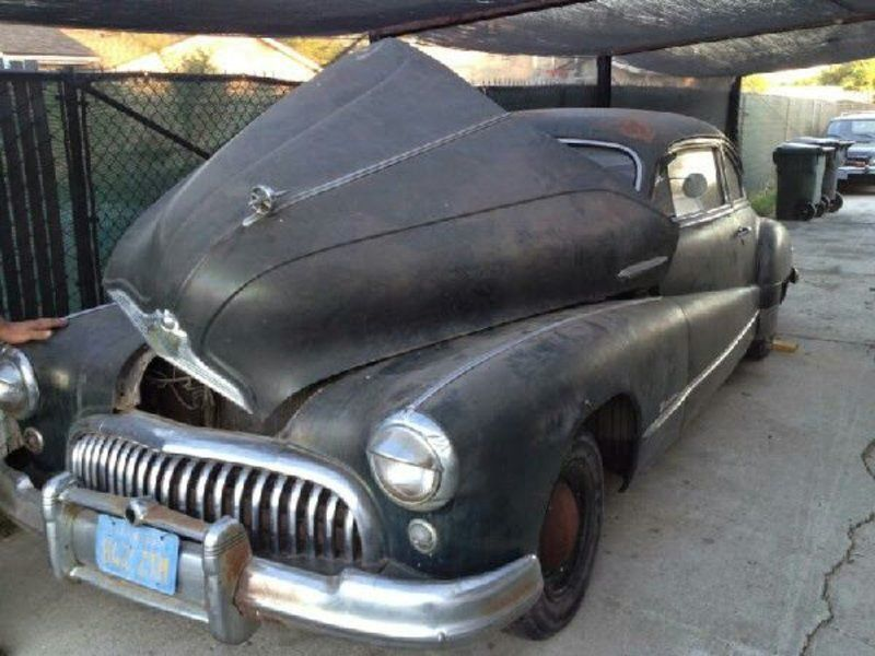1948 Buick Roadmaster for sale by Owner - Chino hills, CA ...