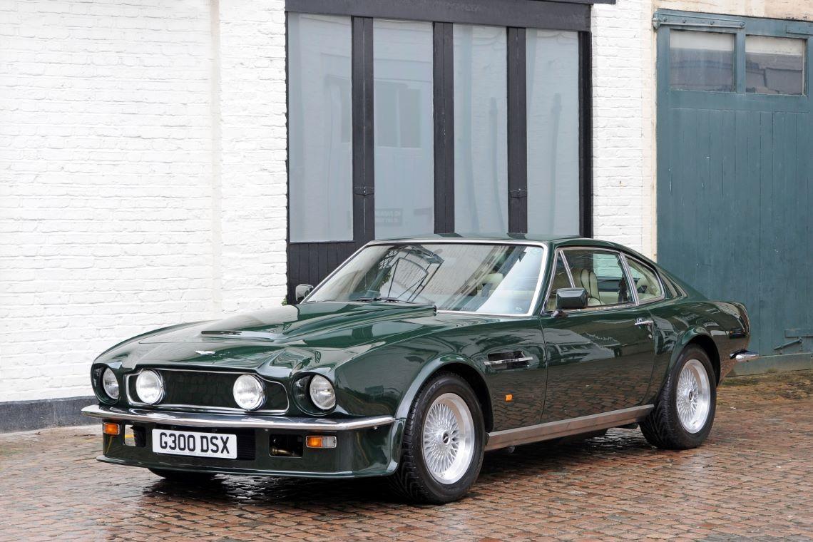 Aston Martin V8 Vantage X Pack Aston Martin Pinterest Cars