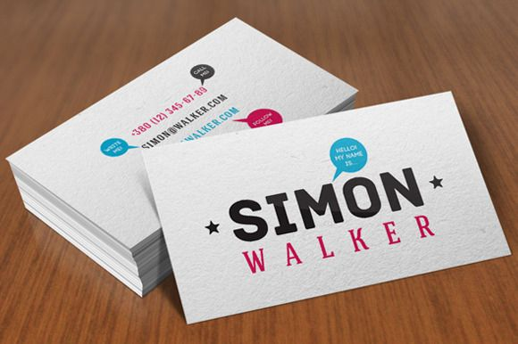 Personal Business Cards by itembridge creative store on ...