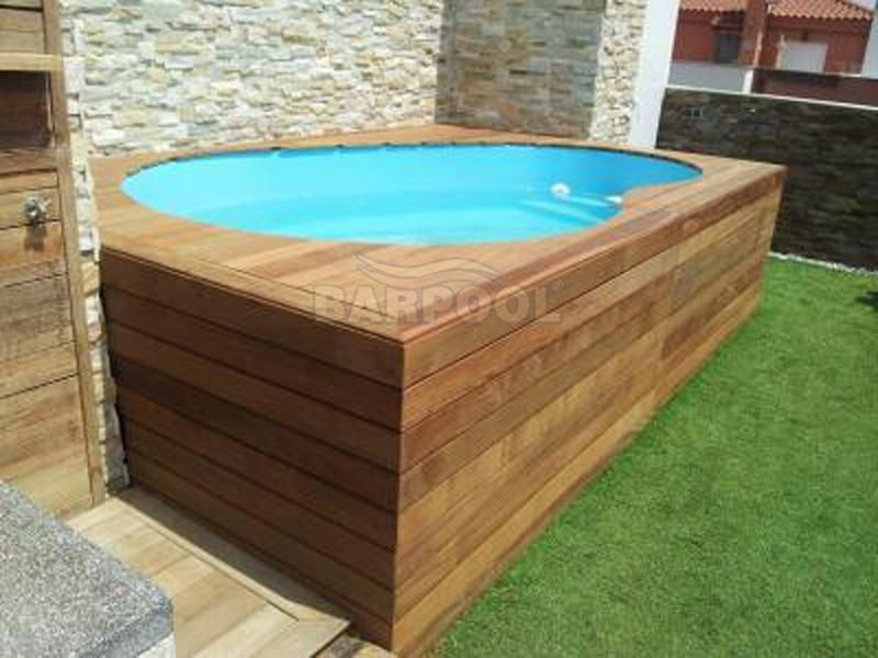 Mini Piscinas - MiniPiscina spa estanque prefabricada A-3 | Piscinas ...