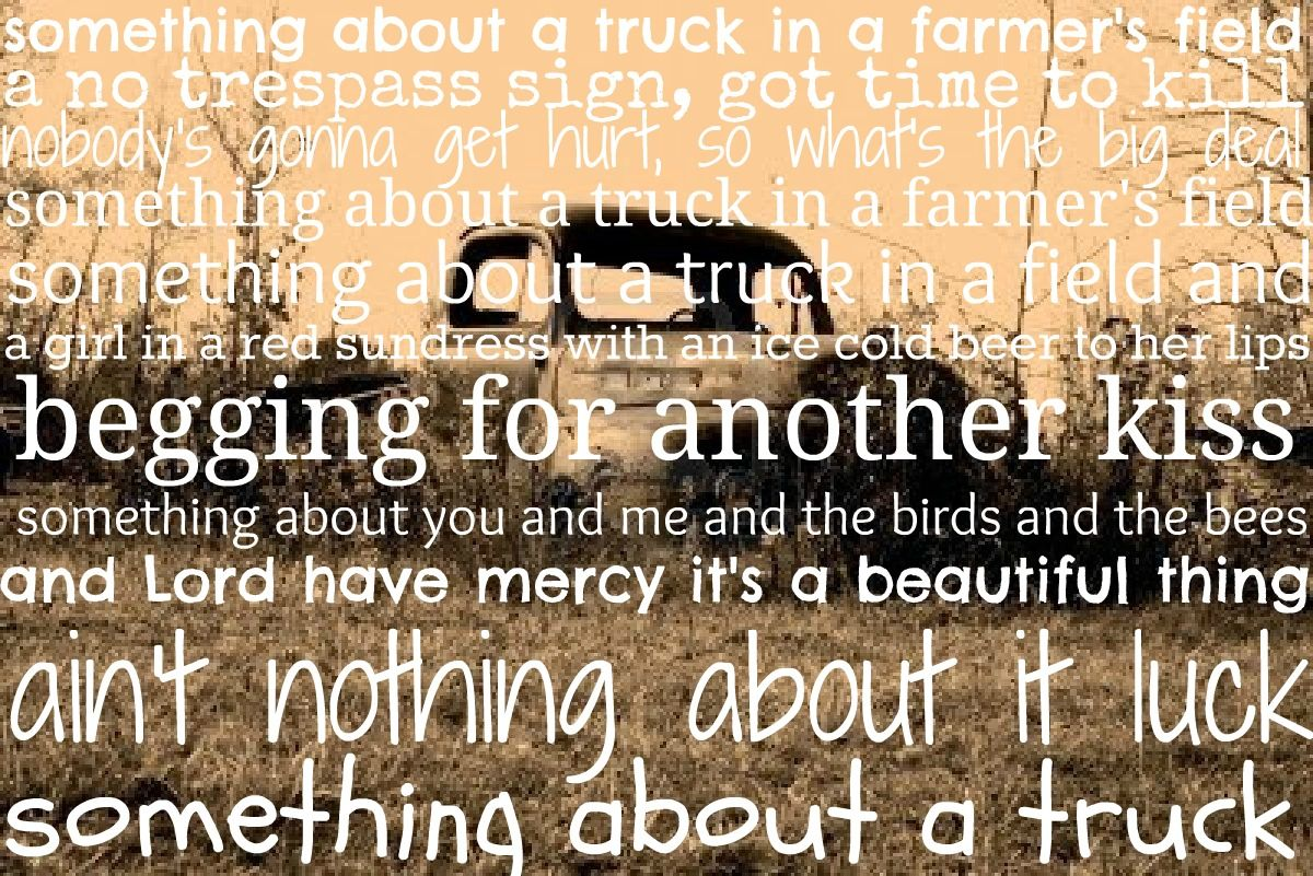 Country Lyric Quotes Tumblr - Bing Images | Love That Country Music ...