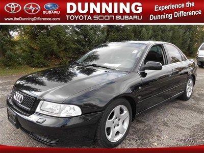 1998 Audi A4 4DR At Dunning Toyota Scion In Ann Arbor, MI