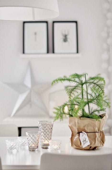 Scandinavian Christmas Inspiration Decor styles