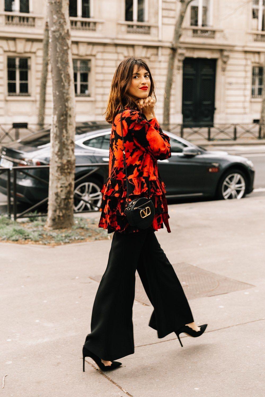 Street style inspiration Paris Fashion Week Fall/Winter