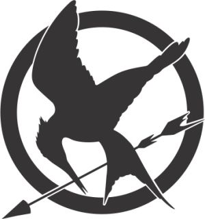 the hunger games we heart it funny stuffz pinterest hunger rh pinterest com hunger games logo clip art hunger games logo clip art