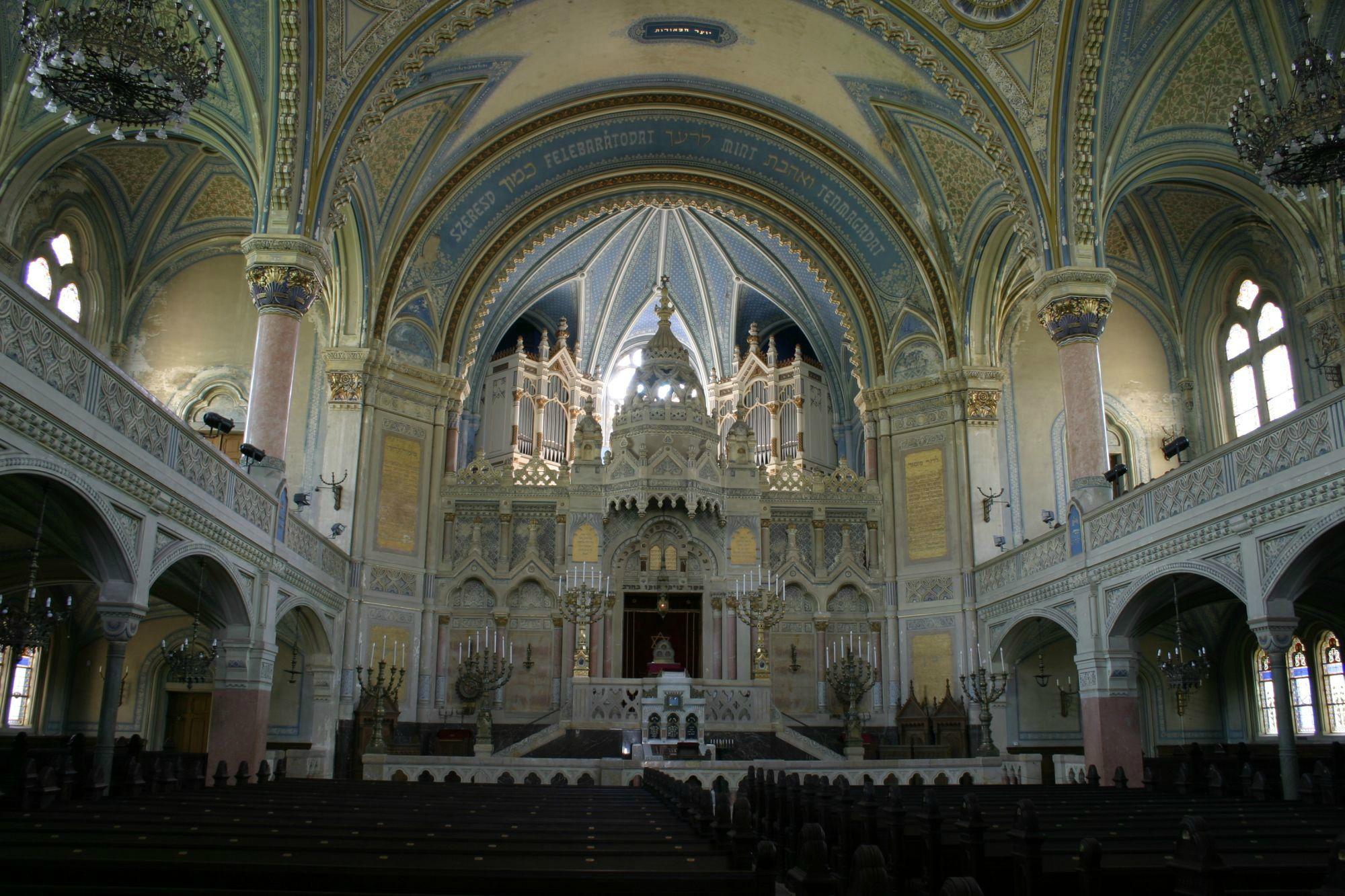Szeged Synagogue Hungary