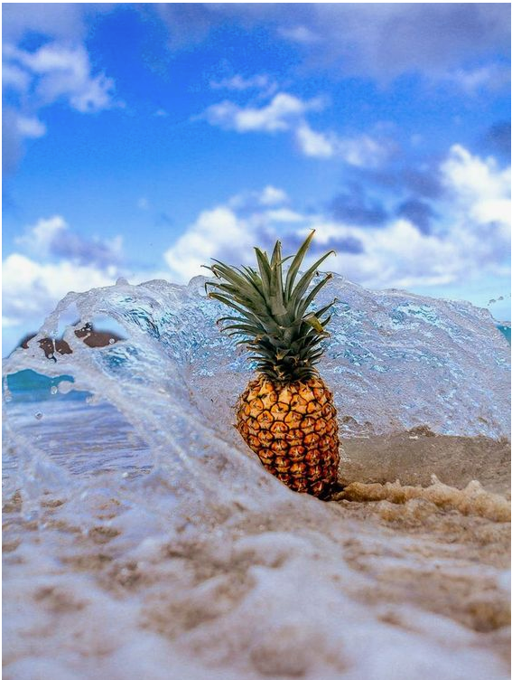Hawaii S Famous Pineapples Pineapple Wallpaper Pineapple Pictures Summer Wallpaper