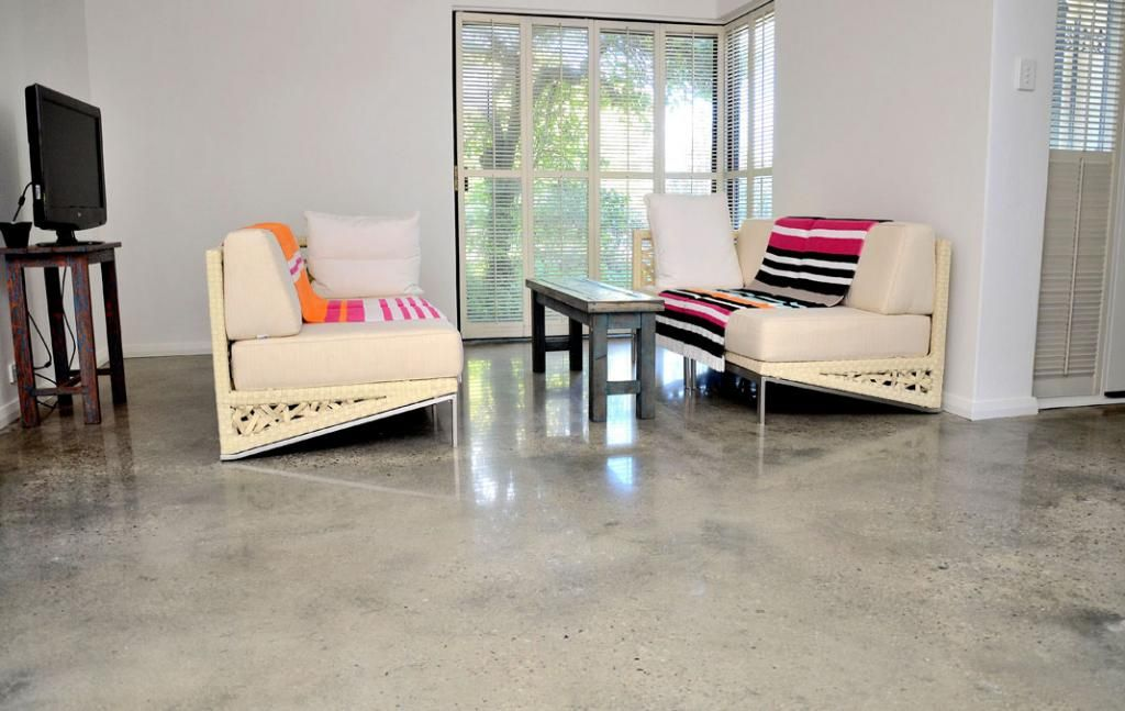 How Much Does Polished Concrete Flooring Cost Per Square Metre?