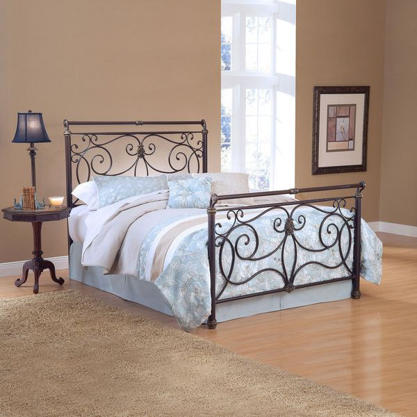 Charmant Robards Metal Bed Or Headboard ($625) ❤ Liked On Polyvore Featuring Home,  Furniture