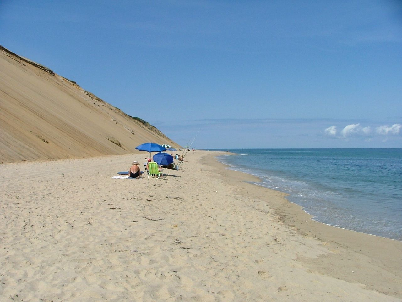 CAPE COD DUNES and beach