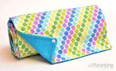 Réutilisables tutoriel de serviettes en papier