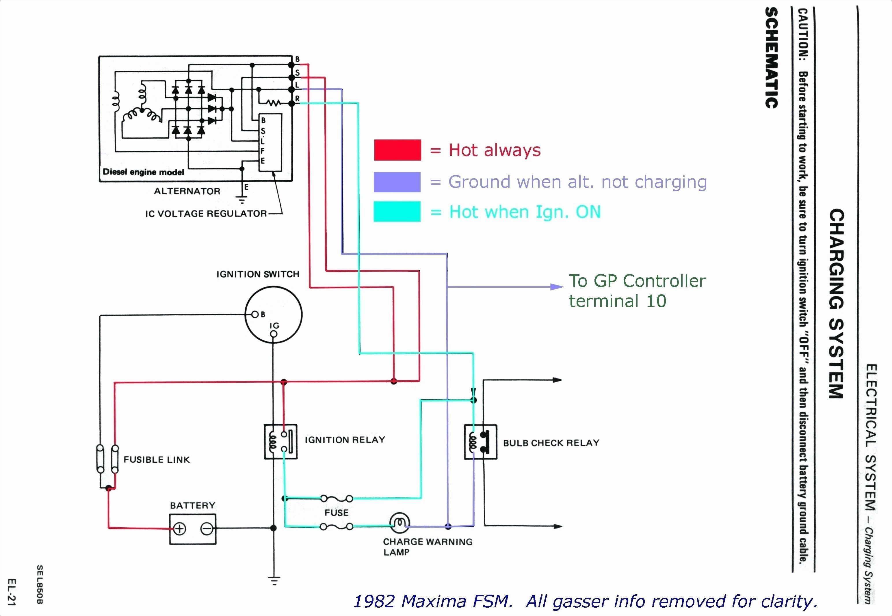 Alternator Warning Light Wiring   schematic and wiring diagram ...