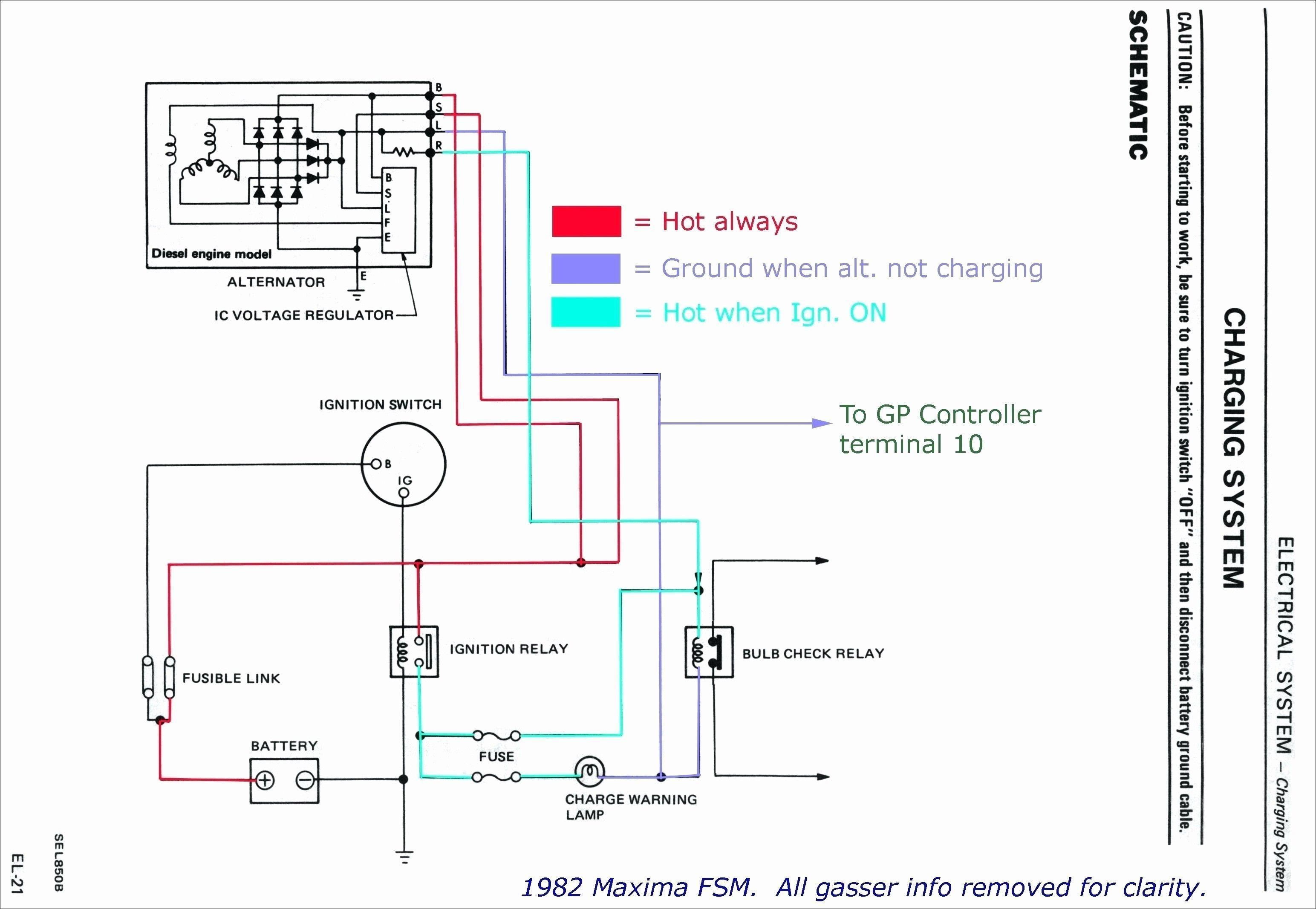 Alternator Warning Light Wiring Schematic And Wiring Diagram Alternator Bmw E46 Electrical Diagram