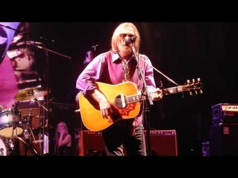Tom Petty And The Heartbreakers Wildflowers Live In Memphis Youtube