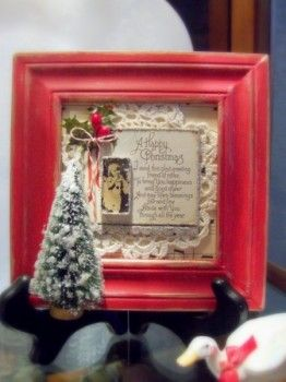 Vintage postcard with doily backgroundwould be cute with a recipe these 22 fun fabulous homemade christmas gifts for everyone on your list make easy homemade christmas gifts this year and save yourself a solutioingenieria Gallery