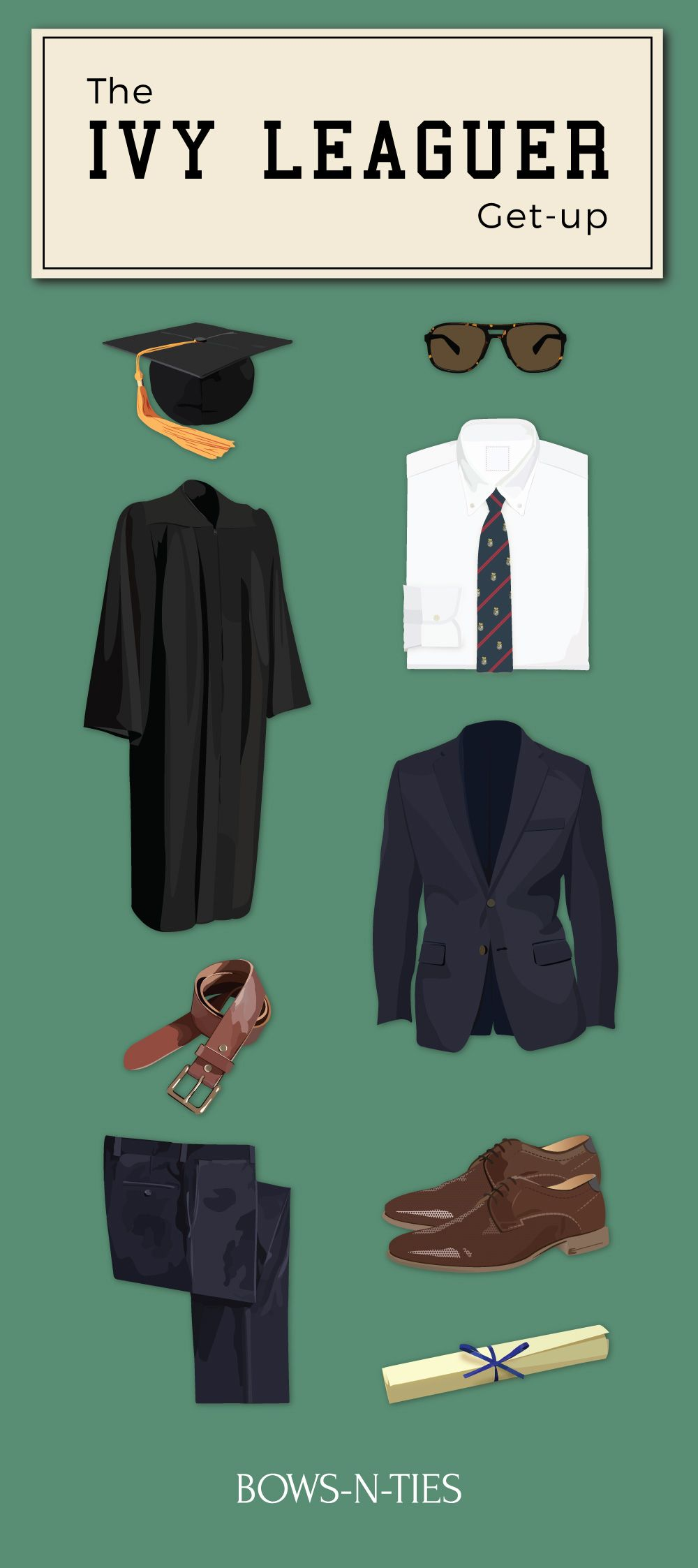 what to wear to ivy league graduation